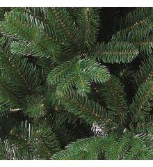 Χριστουγεννιάτικο Στενό Δέντρο ΜΑΝΗΑΤΤΑΝ (1,5m)