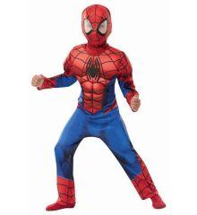 Αποκριάτικη Στολή Marvel Spiderman Deluxe