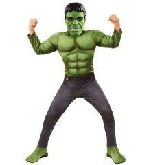 Αποκριάτικη Στολή Marvel Avengers 4 Hulk Deluxe