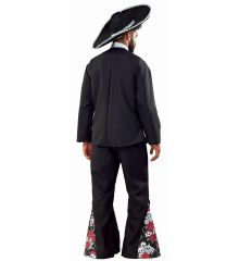 Αποκριάτικη Στολή Μεξικανός Day of the Dead