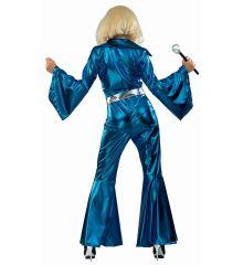 Αποκριάτικη Στολή Mamma Mia Μπλε