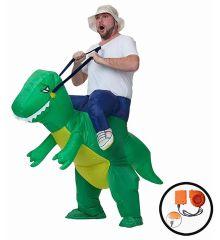 Αποκριάτικη Στολή Δεινόσαυρος Φουσκωτός