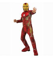 Αποκριάτικη Στολή Μarvel Iron Man Deluxe