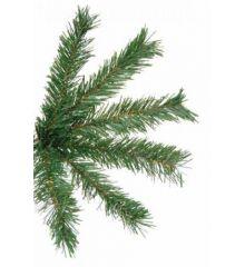Χριστουγεννιάτικο Παραδοσιακό Δέντρο Wintergreen (2,1m)