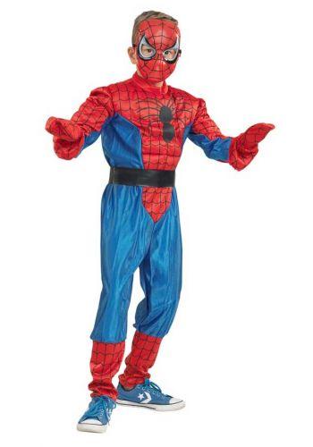 Αποκριάτικη Στολή Άνθρωπος Αράχνη Αγόρι
