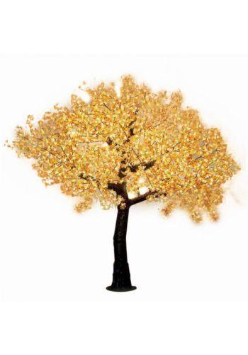 Χριστουγεννιάτικο Φωτιζόμενο Δέντρο Maple Tree, με 2120 LED (3m)
