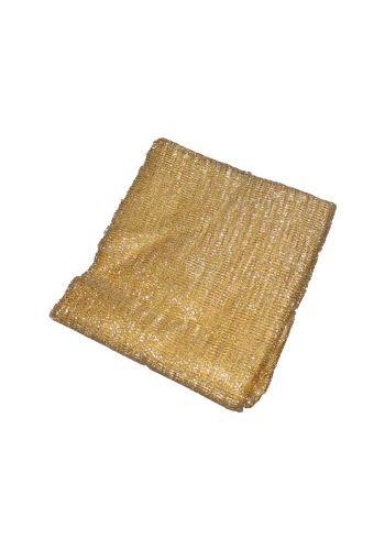 Δίχτυ Ύφαόσμα Πακέτο Χρώματος Χρυσού- 0,75*4,80m