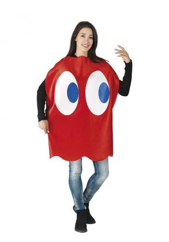Αποκριάτικη Στολή Blinky Ghost (Κόκκινο)