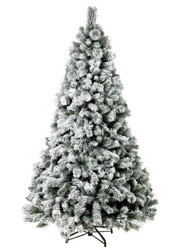 Χριστουγεννιάτικο Χιονισμένο Δέντρο ALASKA (1,8m)