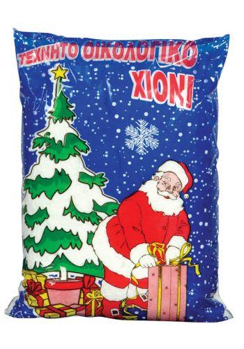 Χριστουγεννιάτικο Τεχνητό Χιόνι - 100 γρμ.