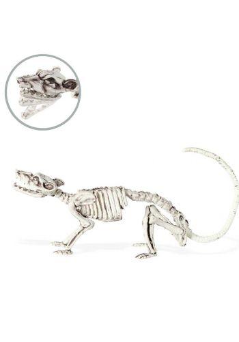Αποκριάτικο Αξεσουάρ Ευλίγιστος Σκελετός Ποντικιού