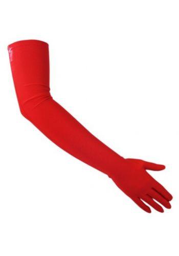 Αποκριάτικο Αξεσουάρ Μεγάλα Κόκκινα Γάντια