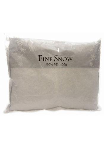 Χριστουγεννιάτικο Διακοσμητικό Τεχνητό Χιόνι (100gr)