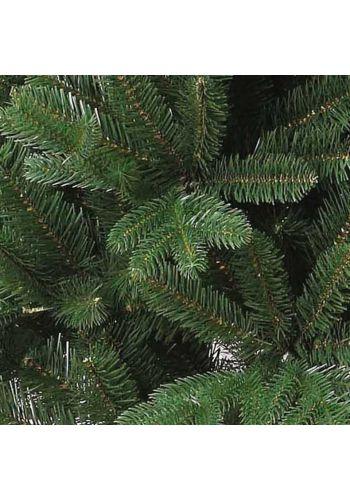 Χριστουγεννιάτικο Στενό Δέντρο ΜΑΝΗΑΤΤΑΝ (2,1m)