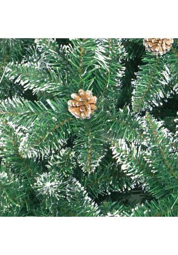 Χριστουγεννιάτικο Δέντρο SARP SNOWY Χιονέ (2,1m)