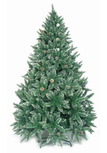 Χριστουγεννιάτικο Δέντρο SARP SNOWY Χιονέ (2,4m)
