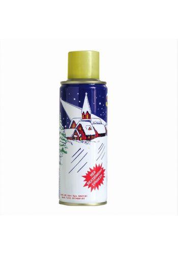 Χριστουγεννιάτικο Χρυσό Σπρέι Χιονιού (250ml)
