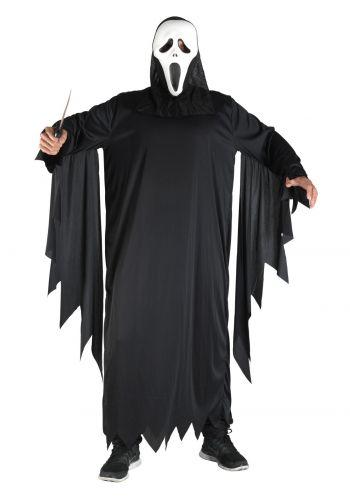 Αποκριάτικη Στολή Φάντασμα Μαύρο