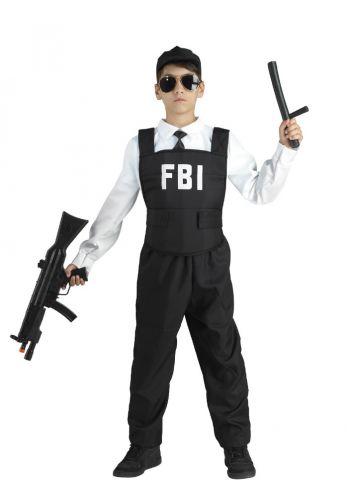 Αποκριάτικη Στολή FBI AgentΑποκριάτικη Στολή FBI Agent