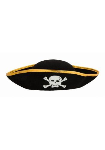 Αποκριάτικο Παιδικό Πειρατικό Καπέλο