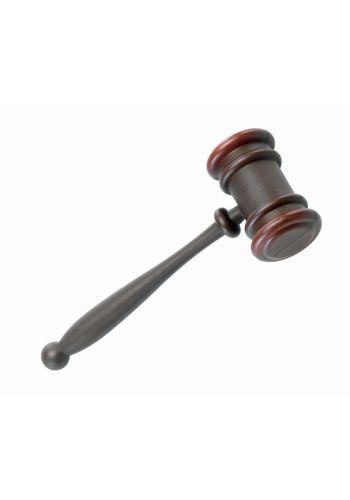 Αποκριάτικο Αξεσουάρ Σφυρί Δικαστή