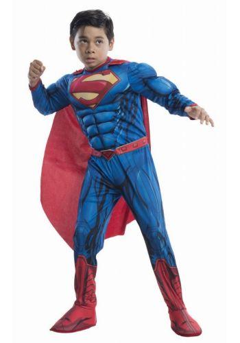 Αποκριάτικη Στολή Warner Bros Deluxe Superman