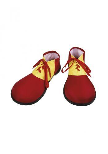 Αποκριάτικο Αξεσουάρ Παπούτσια Κλόουν