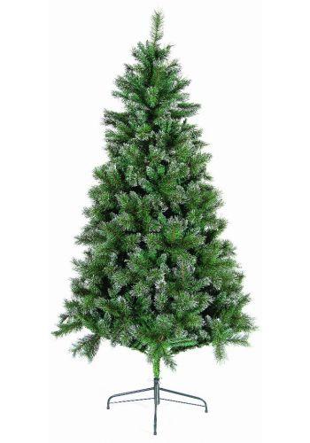 Χριστουγεννιάτικο Δέντρο GLITTER PINE Χιονέ (1,8m)