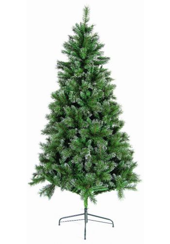 Χριστουγεννιάτικο Δέντρο GLITTER PINE Χιονέ (2,1m)