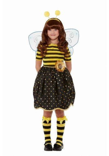 Αποκριάτικη Στολή Santoro's Gorjuss Bee-Loved