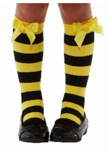 Αποκριάτικο Αξεσουάρ Κάλτσες Santoro Gorjuss Bee-Loved