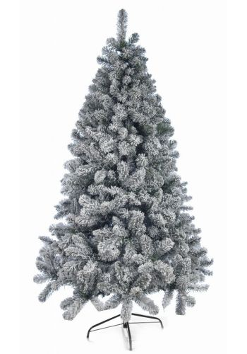 Χριστουγεννιάτικο Χιονισμένο Δέντρο ALPINE (1,8m)