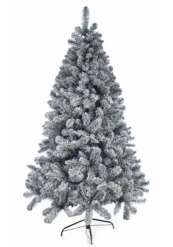 Χριστουγεννιάτικο Χιονισμένο Δέντρο ALPINE (2,1m)