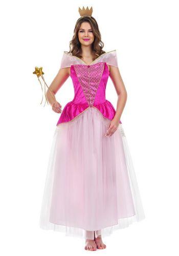 Αποκριάτικη Στολή Ροζ Πριγκίπισσα