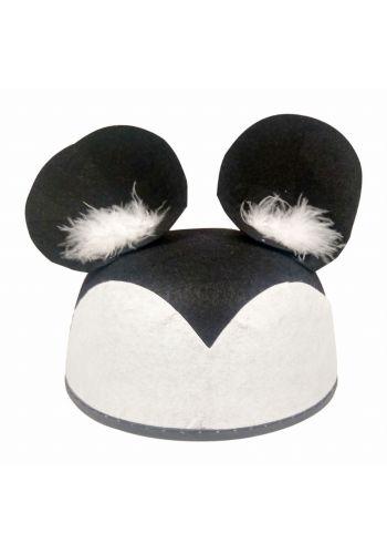 Αποκριάτικο Αξεσουάρ Καπέλο Ποντικούλη