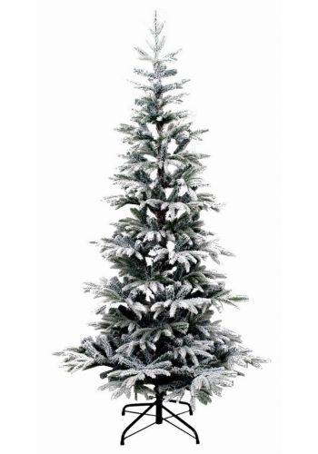 Χριστουγεννιάτικο Χιονισμένο Δέντρο GONGGA (2,1m)