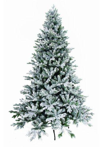 Χριστουγεννιάτικο Χιονισμένο Δέντρο KORALI (2,1m)