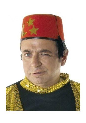 Αποκριάτικο Αξεσουάρ Καπέλο Φέσι Τούρκου